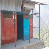 Porter facilities Namche