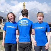 Namche Lab t shirt