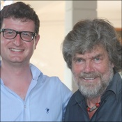 Andrew Murray and Reinhold Messner