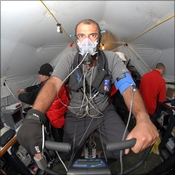 Sundeep Dhillon being tested at Everest Base Camp